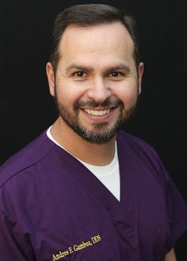 Dr. Andres F Gamboa