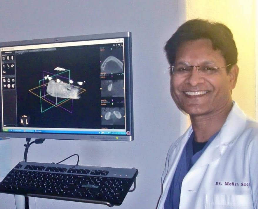 Dr. Mohan K Saoji