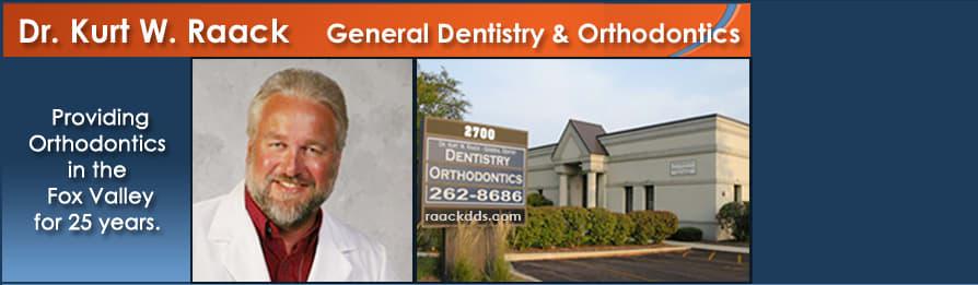 Kurt W Raack General Dentistry