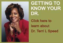 Dr. Terri L Speed
