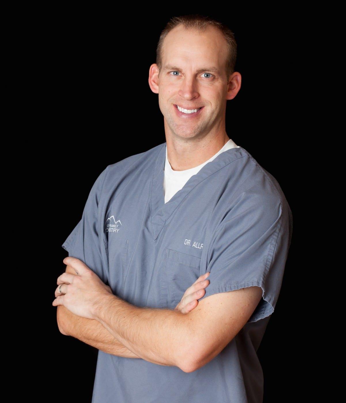 Aaric J Allred General Dentistry