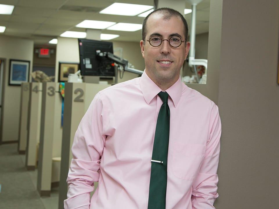 Dr. Sean P Cooney