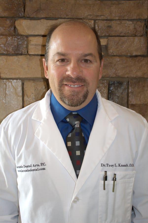 Dr. Troy L Knaub DDS