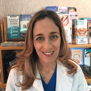Maral F Regas General Dentistry