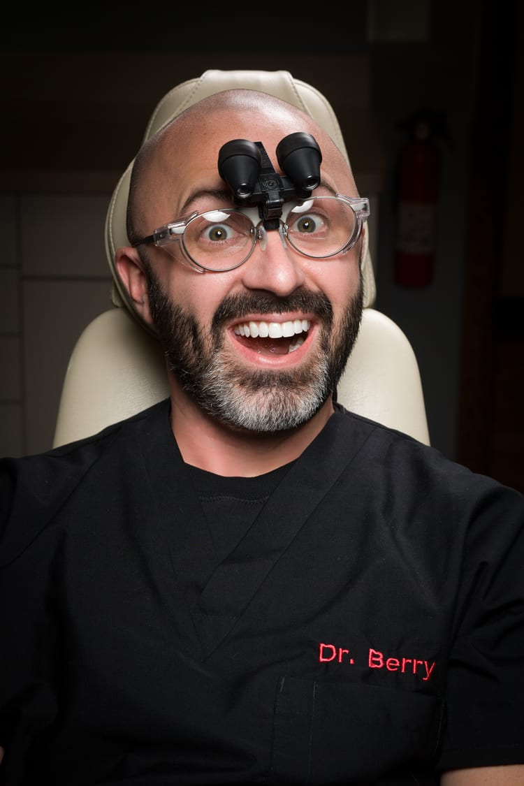 Nathan Berry General Dentistry