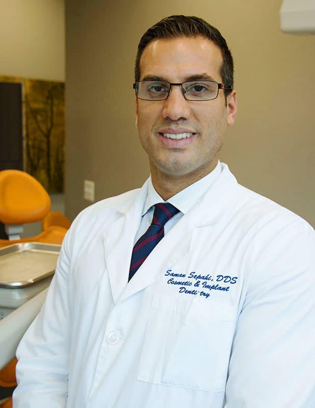 Dr. Saman Sepahi