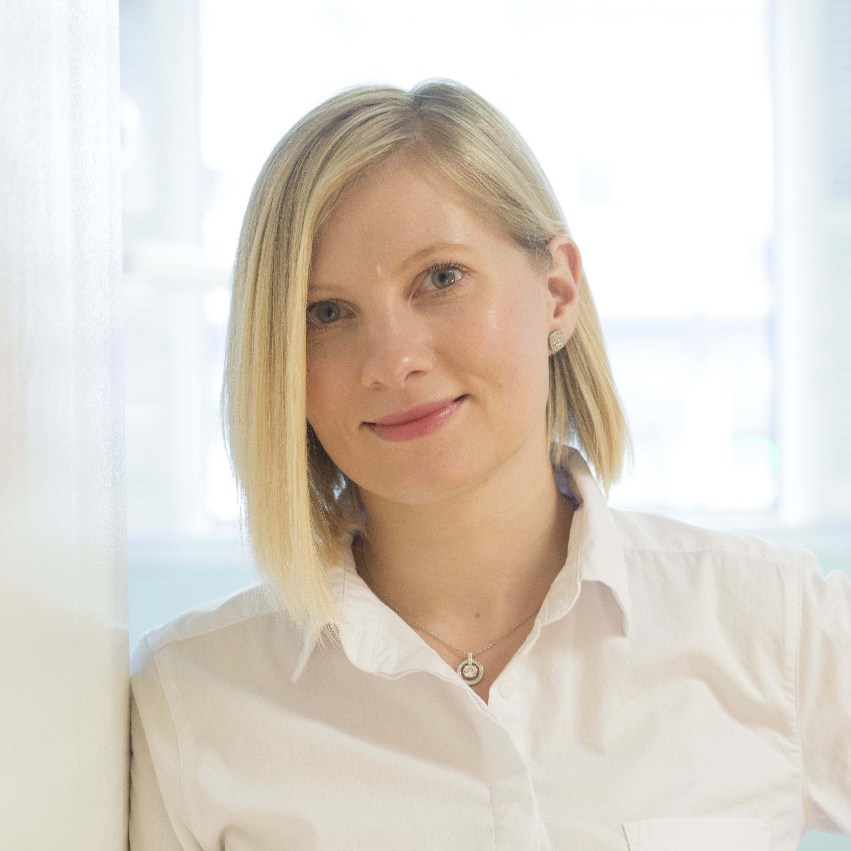 Dr. Anna Pukhovitskaya
