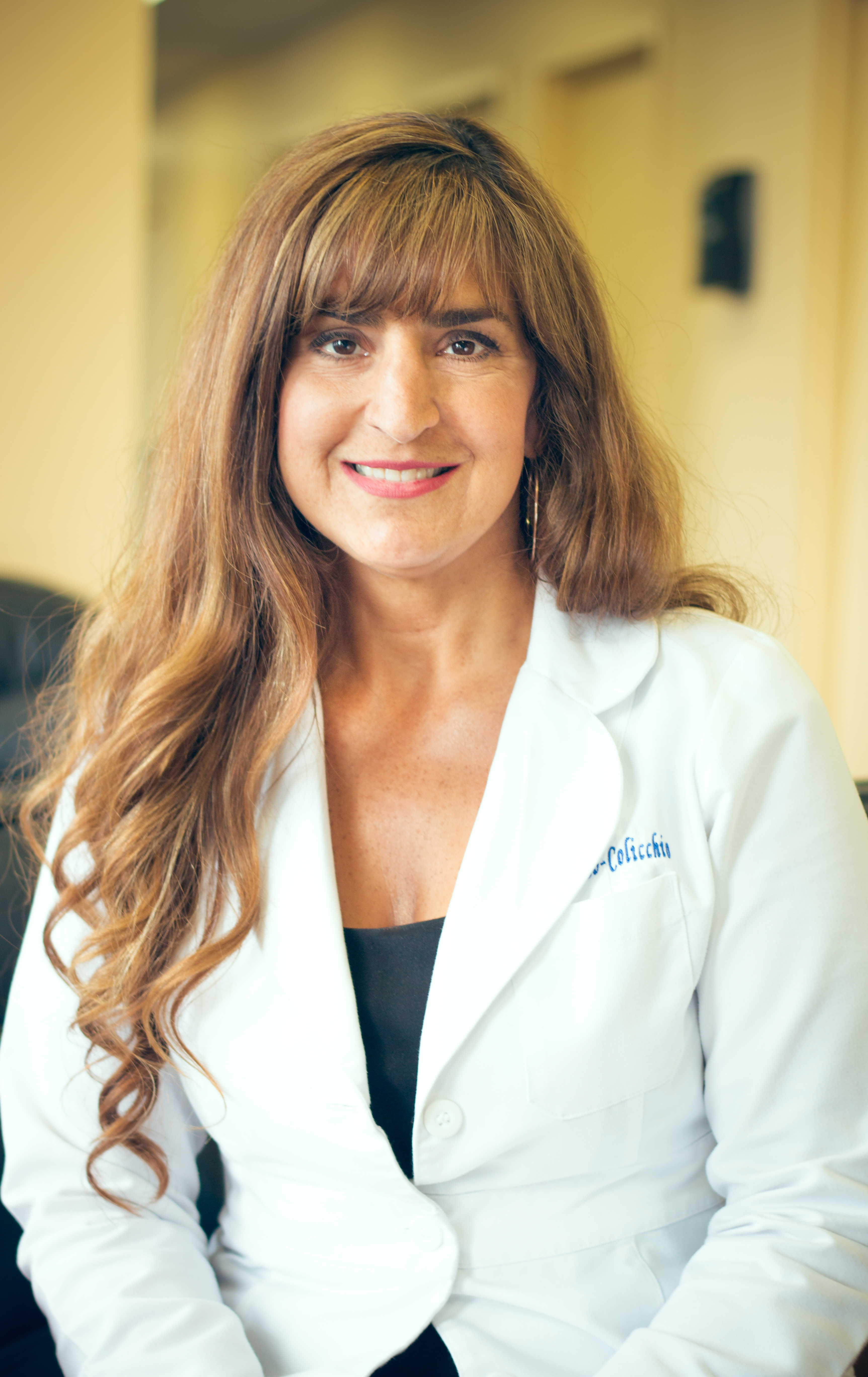 Laila M Colicchio, MD Optometry