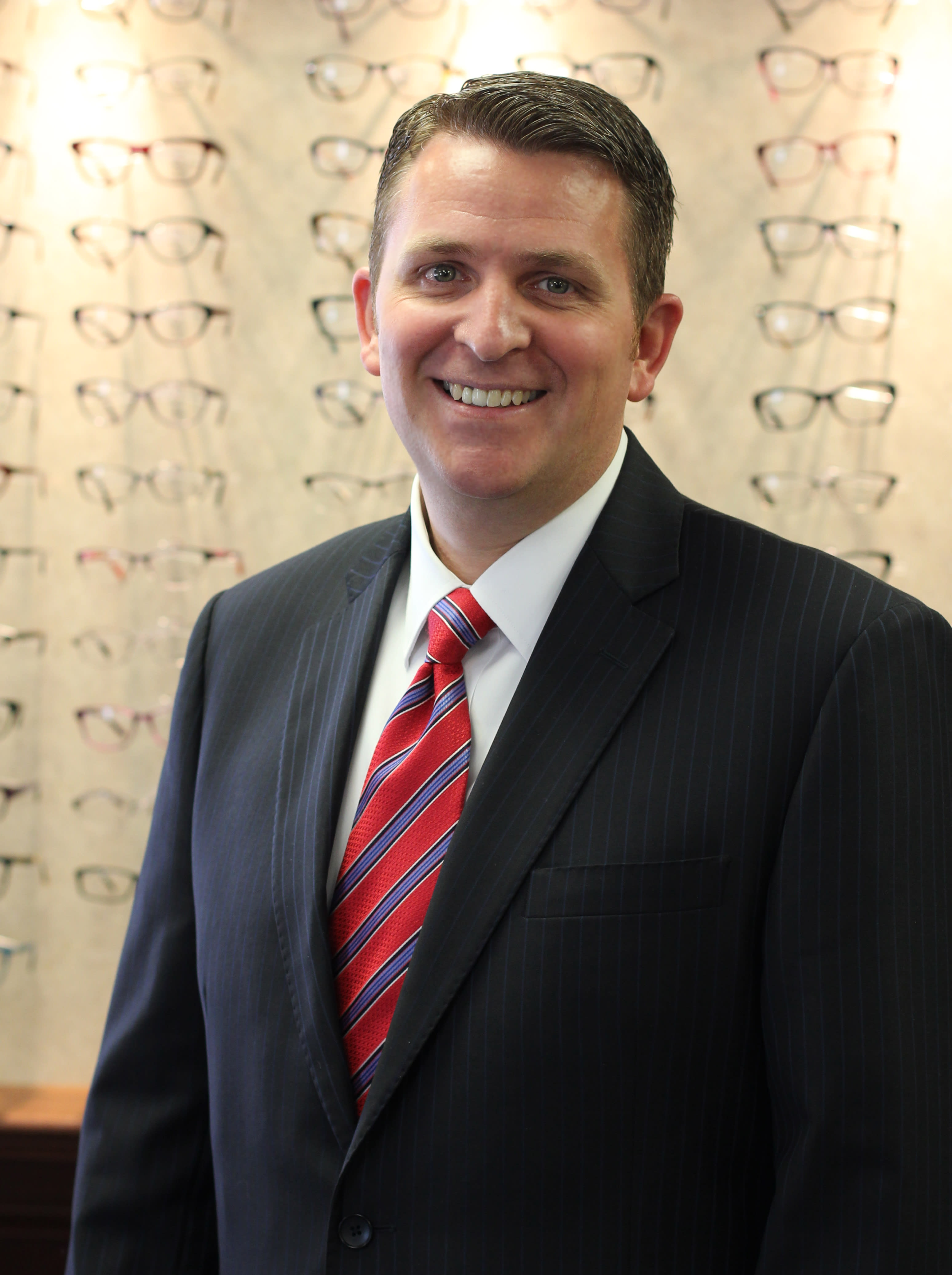 Bryce B Thueson, OD Optometry