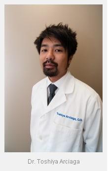 Toshiya Arciaga, OD Optometry