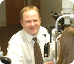 Aaron C Lahman, MD Optometry