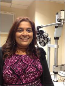 Tina S Patel, MD Optometry