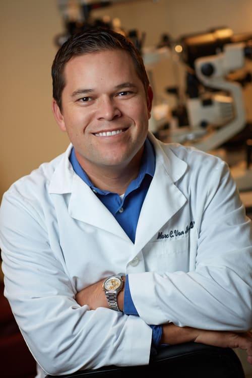Marc C Van Hoose, MD Optometry