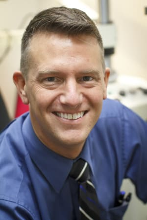 Paul G Hayter, MD Optometry