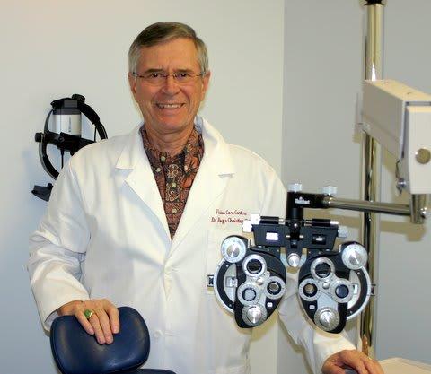 Roger C Ede, MD Optometry