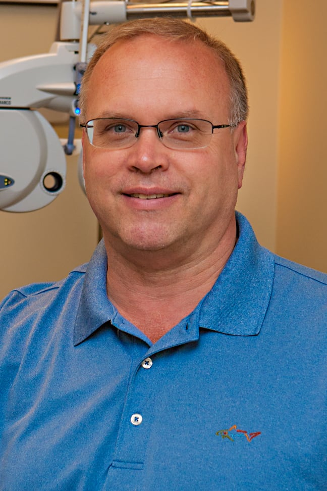 James R Patterson, OD Optometry