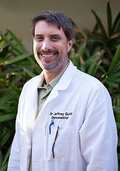 Jeffrey A Guild, MD Optometry