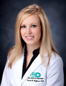 Amanda B Hoffmann, MD Optometry
