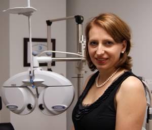 Natalya S Frolova, OD Optometry