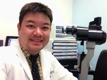 Geoffrey Hsu, OD Optometry