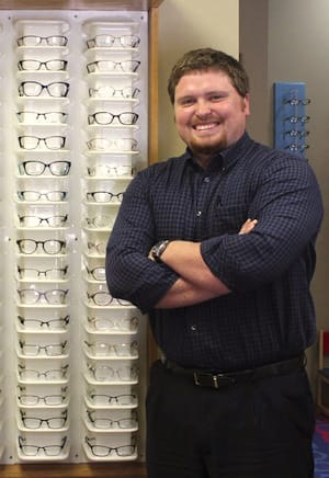 Drew Garwood, OD Optometry