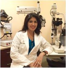 Syeda M Zaidi Khan, OD Optometry