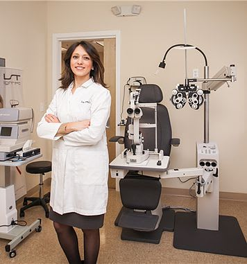 Diana Zabarko, MD Optometry