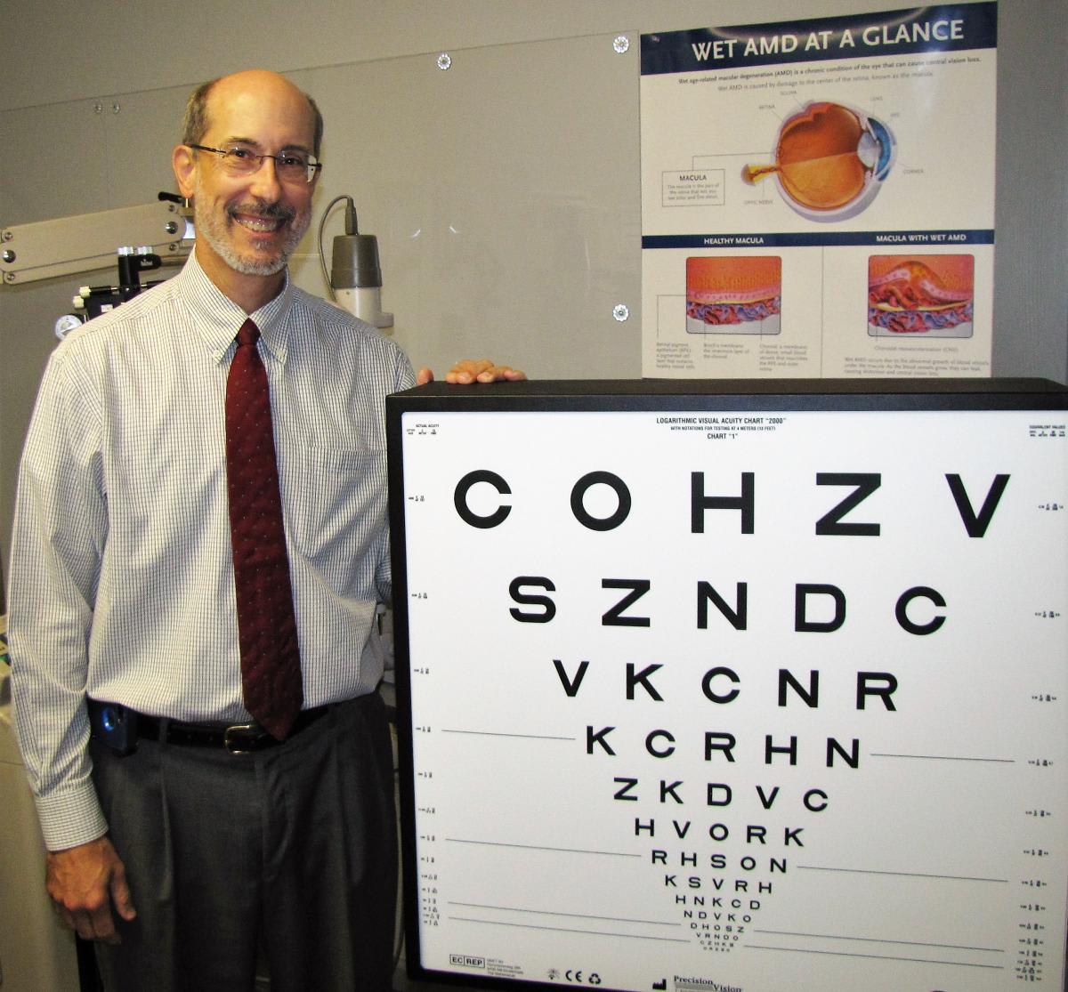 John E Crews, MD Optometry