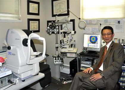 Richard Zhang, OD Optometry