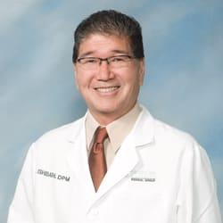 Perry L Ishibashi, MD Podiatry