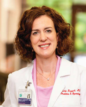 Dr. Kelly M Leggett MD