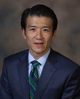Andrew J Yu, MD Pulmonary Critical Care