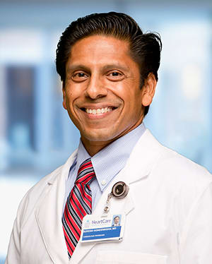 Dr. Suresh A Koneswaran MD