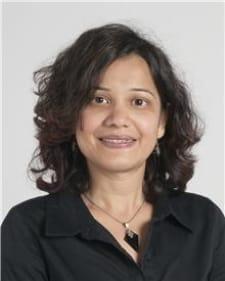 Dr. Fatema F Ghasia MD