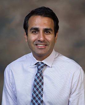 Dr. Amit R Patel MD