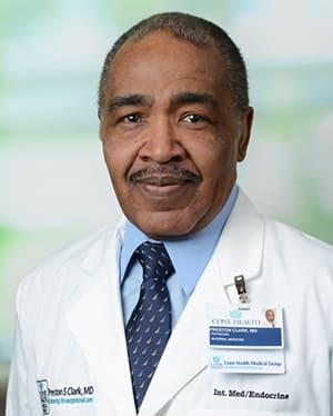 Dr. Preston S Clark MD