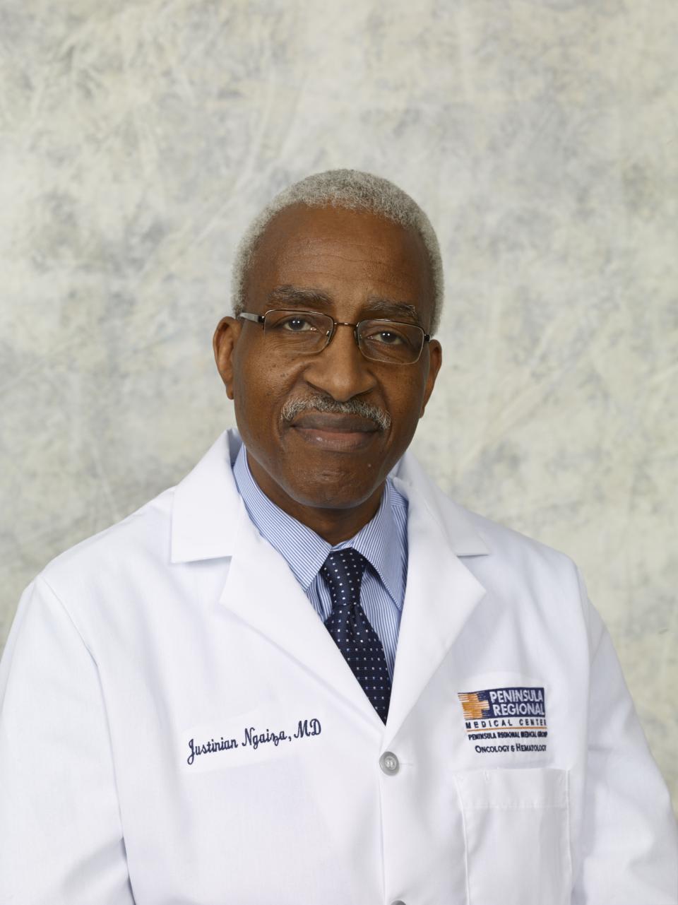 Dr. Justinian R Ngaiza MD