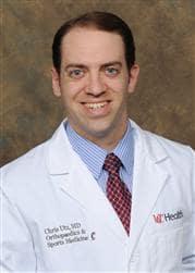 Dr. Christopher J Utz MD