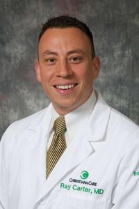 Dr. Raymond E Carter MD
