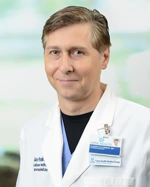 Dr. Aleksei V Plotnikov MD