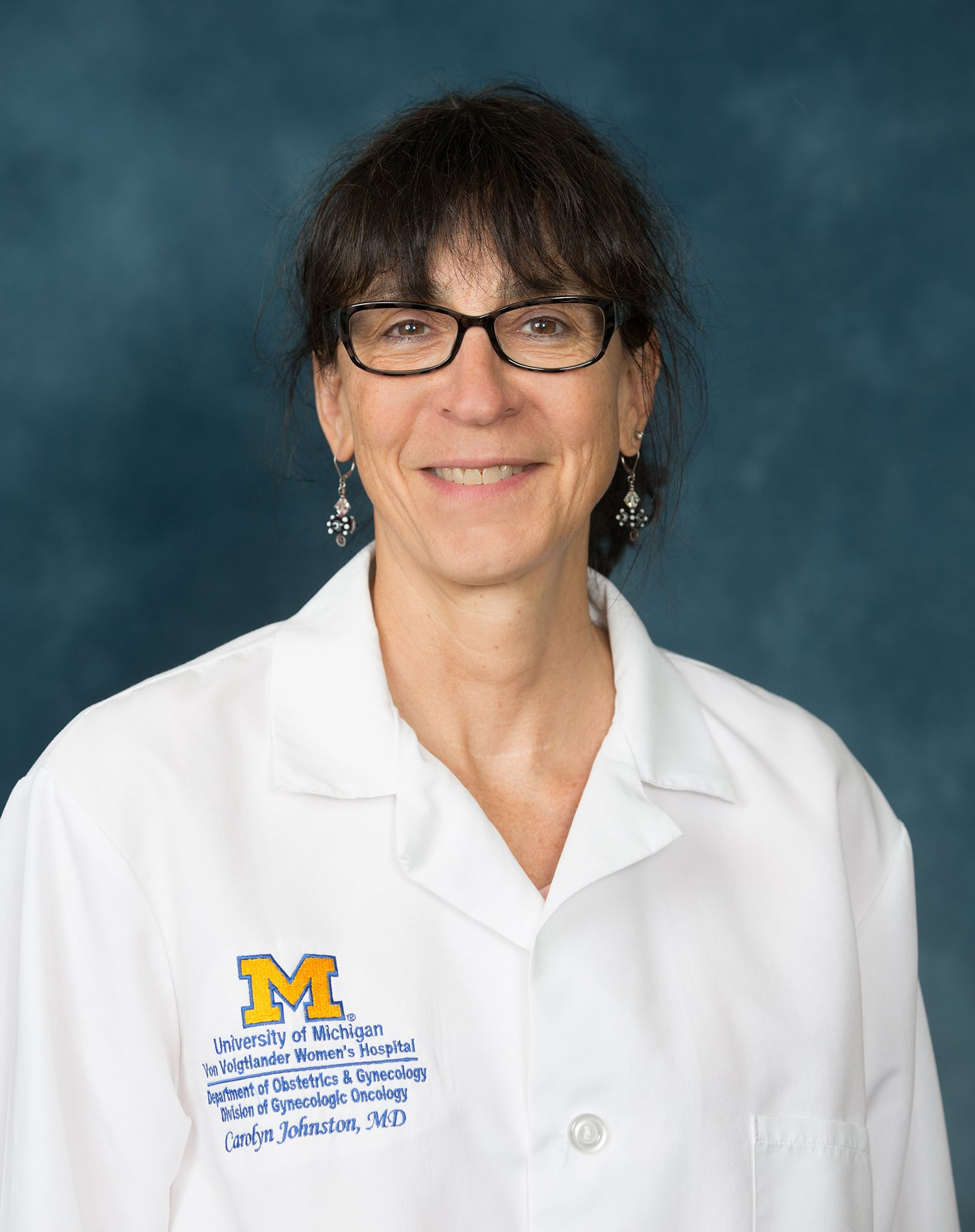Dr. Carolyn M Johnston MD