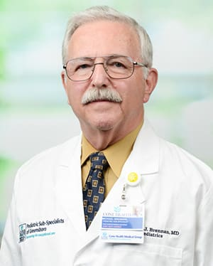 Dr. Michael J Brennan MD