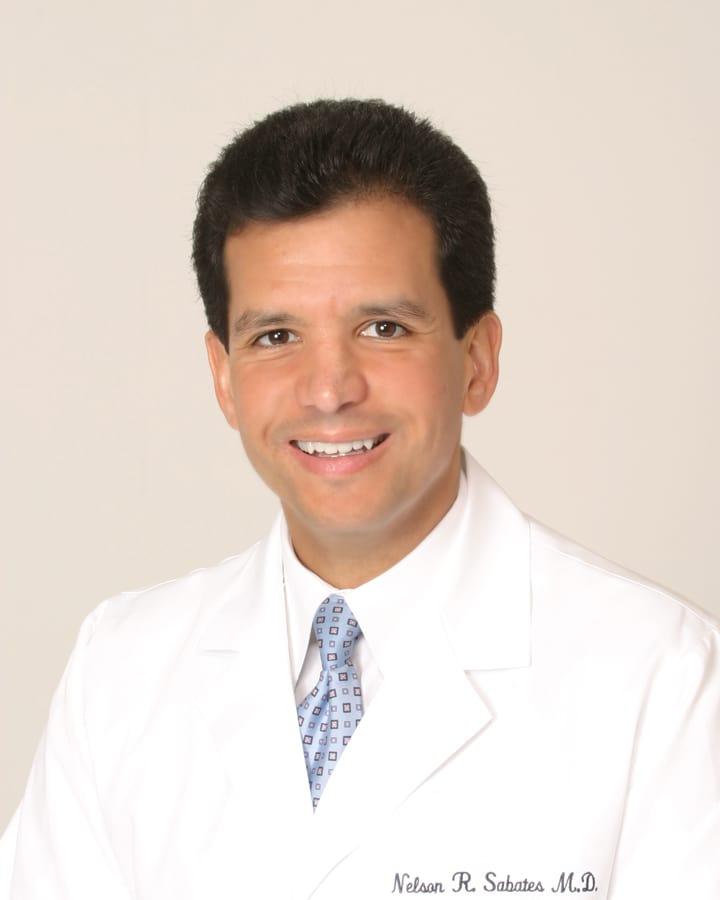 Nelson R Sabates MD