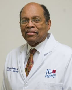Dr. Sylvester C Booker MD