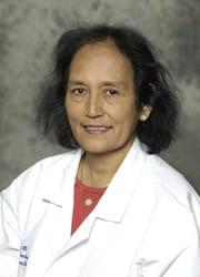 Dr. Poorvi K Patel MD