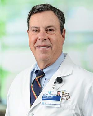 Mark C Yates, MD Surgery