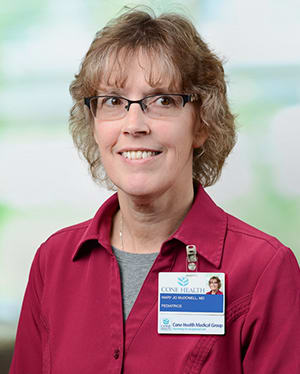 Dr. Mary J Mcdonell MD