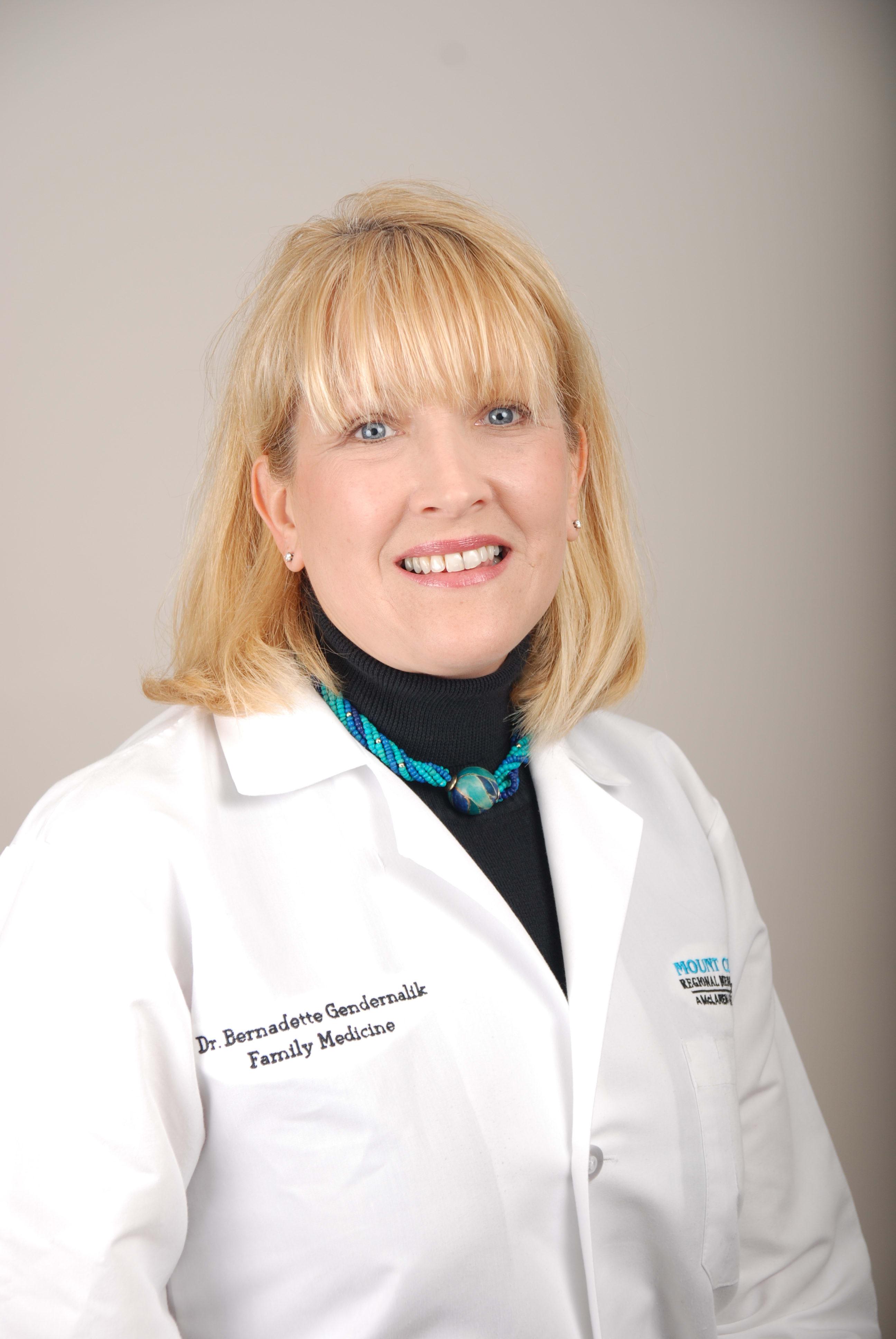 Dr. Bernadette M Gendernalik DO