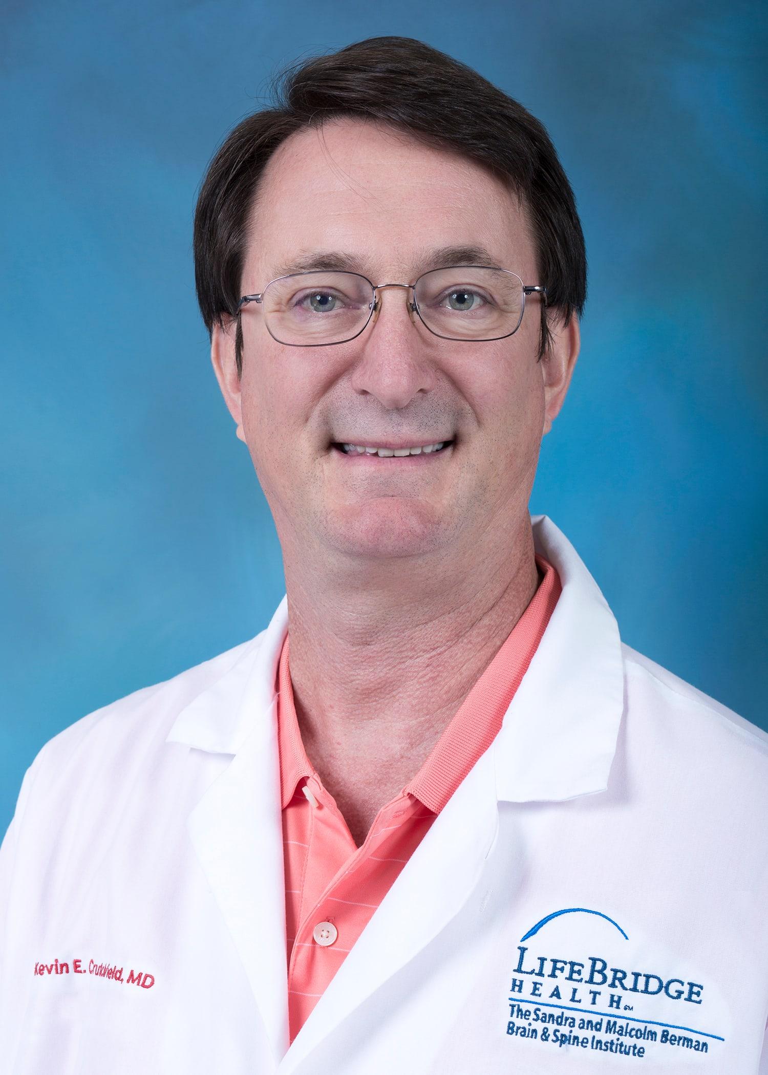 Dr. Kevin E Crutchfield MD