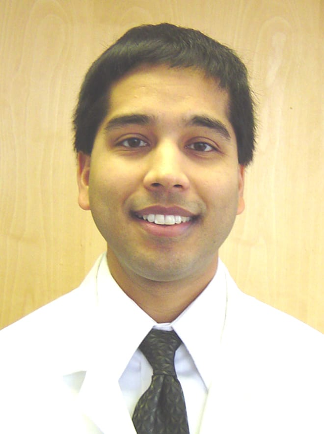 Dr. Raj J Shah MD